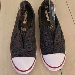 Converse Women's Crochet Cove Slip On Sneakers 7